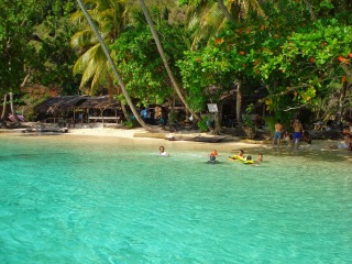 Pulau Harlem Di Jayapura Sebagai Salah Satu Tujuan Traveler